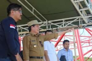 Wali Kota Manado ,GS Vicky Lumentut, Pohon Kasih Mega Mas,