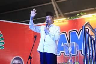 Walikota Vicky Lumentut , Lomba Musik Sahur