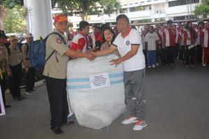 Pemprov Sulut Kirim Bantuan ke Lombok