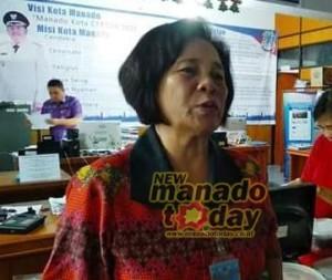 BKD Manado,  Corry Tendean, CPNS Pemkot Manado, Penerimaan CPNS 2018