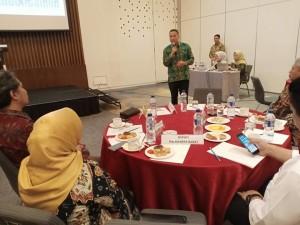 Wali Kota Tomohon dalam Diskusi Terpimpin Platform Indonesiana 2019