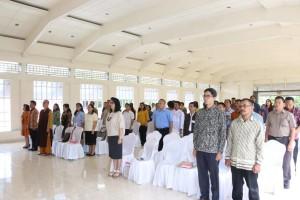 Para tokoh agama  peserta dialog