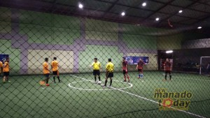 JKM Manado, JKBM Kotamobagu ,Forward Sulut, Journalist Futsal Competition 2018