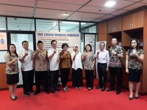 Komisi III DPRD Tomohon Konsultasi ke Kementerian Koperasi dan UKM