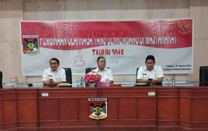 Korengkeng: Kualitas Olahraga di Minahasa Harus Ditingkatkan