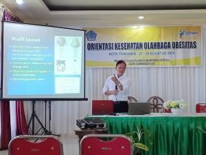 Tomohon Masuk Daerah Obesitas Tertinggi di Indonesia
