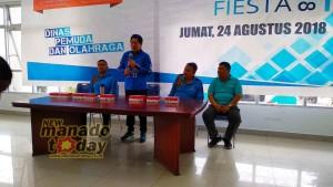 Sampah Plastik,  Wali Kota Manado, GS Vicky Lumentut , Manado Fiesta 2018, wisata kota manado