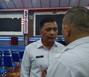 THL Pemkot Manado,  Sekda Manado, Peter KB Assa,