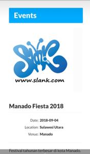 Grup Band Slank Dipastikan Hadir di Manado Fiesta Pada 4 September Nanti