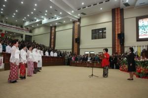 Lantik Lima Kepala Daerah, Gubernur Sulut: Selamat Berjuang!