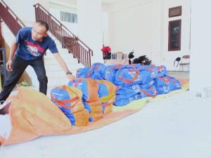 Pemprov Sulut Kirim Bantuan untuk Korban Gempa dan Tsunami di Palu