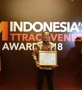 Bitung Raih Indonesia Attractiveness Award 20181