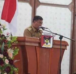APBD-P 2018, APBD-P 2018 minahasa, Drs Royke H Mewoh DEA