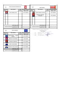 Pengumuman Daftar Calon Tetap Anggota DPRD Kota Tomohon Pemilu Tahun 2019