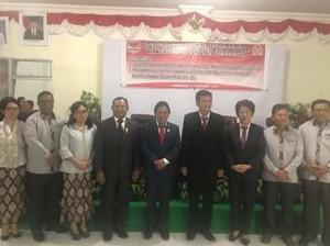 DPRD Mitra Gelar Paripurna Pemberhentian Serta Penetapan Bupati Dan Wakil Bupati Terpilih Masa Bhakti 2018-2023