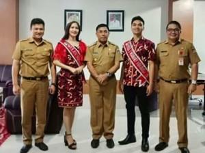 Nyong dan Noni Sulut 2018, Wigia Angeline Langi Yunus , Elfadly Manueke