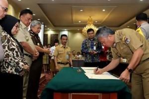 Gubernur Sulut, Wabup Minsel , Frangky Donny Wongkar,Kewajiban Perpajakan ,APIP-APH