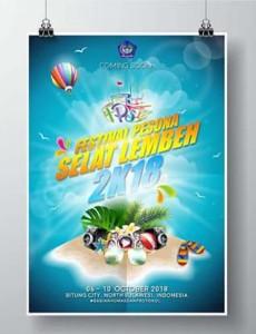 Festival Pesona Selat Lembeh 2018, FPSL 2018 , Maximiliaan J Lomban SE MSi,