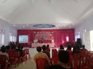 APBDES Tahun Anggaran 2018,  Kapolres Minahasa, AKBP Christ Reinhard Pusung SIK,Desa Noongan,