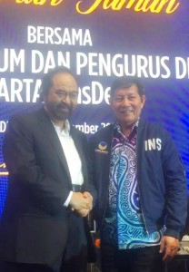 Vicky Lumentut Dikabarkan Pindah Partai Nasdem, DPP Demokrat: Belum Dapat Info