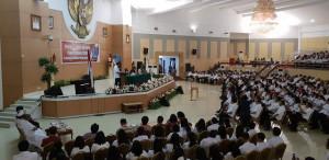 Lantik 769 Pejabat Fungsional Pemprov Sulut, Olly: Jaga dan Pertahankan Integritas