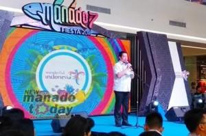 Manado Fiesta 2018, Manado Diving Tourism, Trade and investment Fair, Mor D Bastiaan,