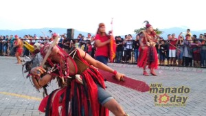 Manado Fiesta 2018, Pembukaan Manado Fiesta 2018