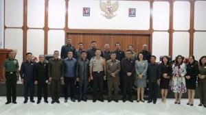 DPRD Minahasa, APBD-P  minahasa 2018