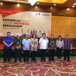 Mor Bastiaan, Komunikasi Sehat Untuk Indonesia Bersahabat, Niken Widiastuti,  Erwin Kountu