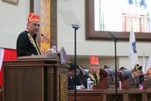 Gubernur Olly Dondokambey Tebar Spirit Bersatu Bangun Sulut