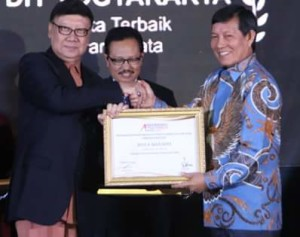 Platinum Indonesia's Attractiveness Award 2018, Prestasi Kota Manado 2018, PT Tempo Media Group