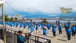Manado Fiesta 2018, Poco-poco