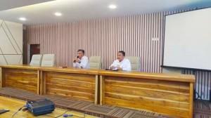Sekda Kota Manado, Peter KB Assa, Pameran Pembangunan Sulut 2018