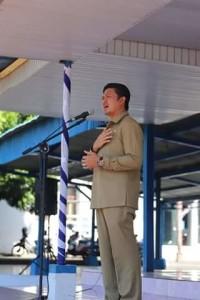 Sekkot Bitung , Audy Pangemanan , Festival Pesona Selat Lembeh 2018, FPSL 2018