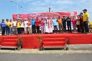 Deklarasi Pemilu Damai , Polres Minahasa Selatan,