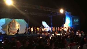 Tour de Manado, Cooking Competition ,Putra-Putri Manado Fiesta 2018, Manado Fiesta 2018