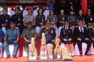 Franky Donny Wongkar,  Hari Perhubungan Nasional