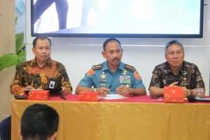 Frangky Donny Wongkar , Sekolah Staf dan Komando TNI,  Dansesko Letjen. TNI R.M. Trusono , Brigjen. TNI. D. Harahap,