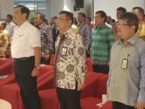 Wali Kota Manado, GS Vicky Lumentut ,  Luhut Binsar Panjaitan, Gerakan Nasional Percepatan Rehabilitasi Mangrove