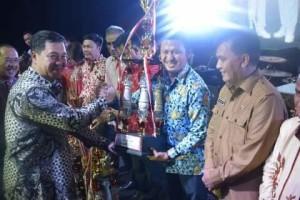 Sulut Fair 2018 Bitung Sabet Dua Penghargaan