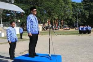 ASN Pemkot Manado, Sekda Kota Manado, Peter KB Assa