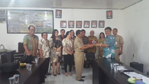 Kunker Komisi II DPRD Tomohon di Balikpapan