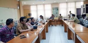 Kunjungan Kerja Komisi II DPRD Tomohon di Bappeda Kabupaten Bandung