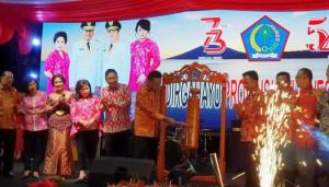 Olly Buka Pameran Pembangunan dan Promosi Sulut 2018