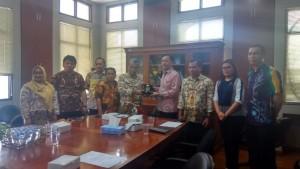 Komisi I DPRD Tomohon Kunker ke Kota Depok