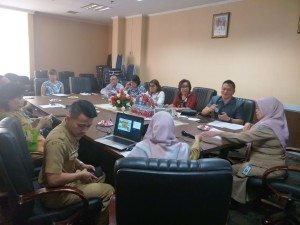 Komisi III DPRD Tomohon Kunker ke Depok