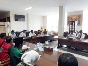 Dialog Kebangsaan di Ruang Rapat BPMS GMIM yang diprakarsai GP Ansor