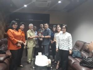 Komisi III DPRD Tomohon Kunker ke Jakarta