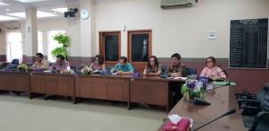 Kunker Komisi II di Bappeda Kabupaten Tangerang