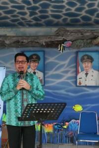 Launching Kartu Identitas Anak, Wawali Mor: Ada 130 Ribu Anak Wajib KIA di Manado
